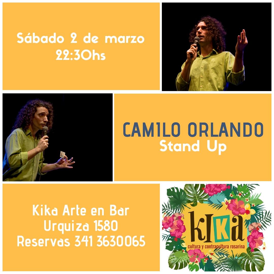Camilo Orlando